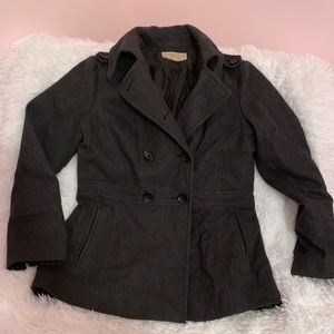 Michael Kors pea-coat!